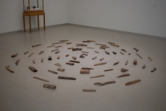 Richard Long - From the River